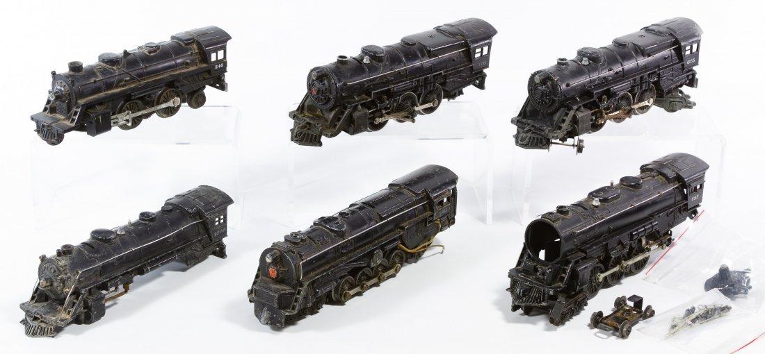 Lionel Engine Assortment