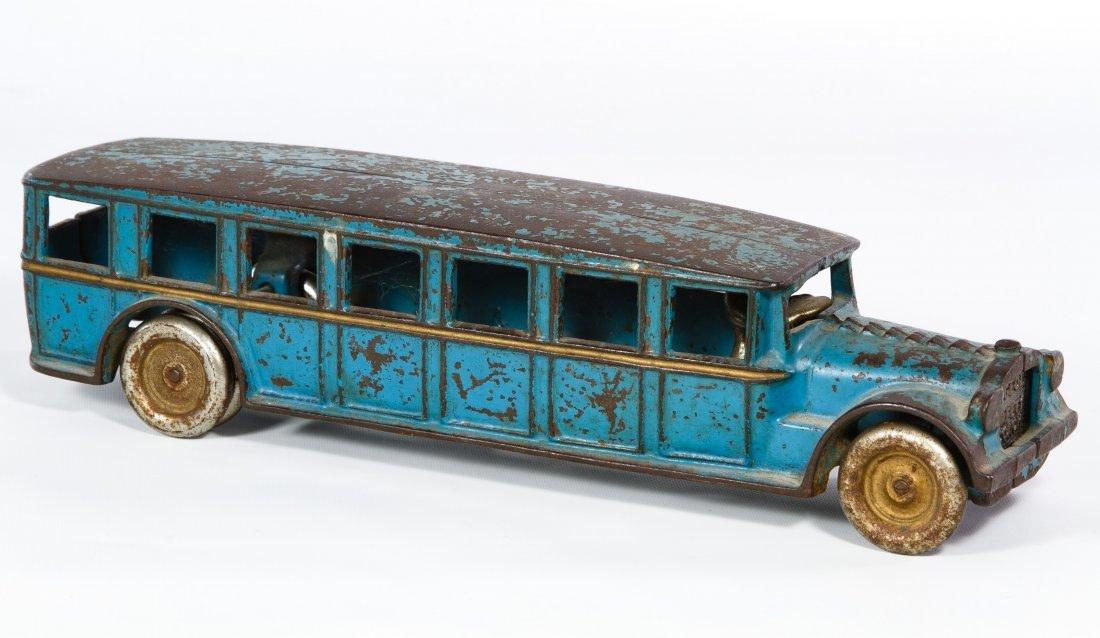 Arcade #307 'Fageol Safety Coach' Cast Iron Bus