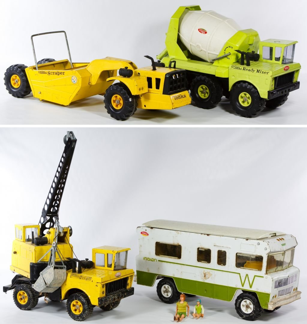 Tonka Toy Vehicle Assortment