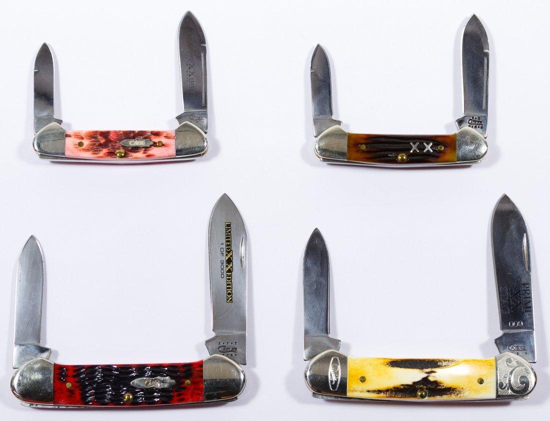 Case Pocket Knife Assortment