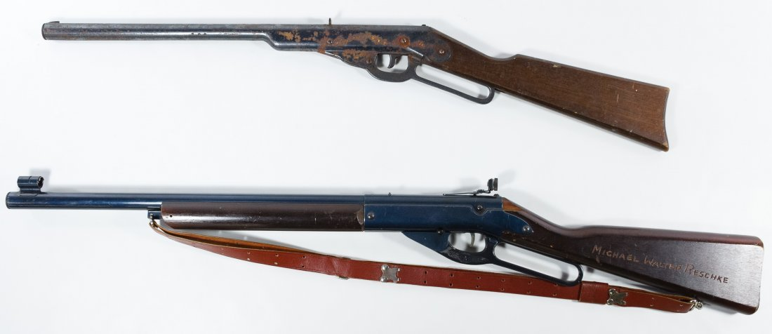 Daisy Model 99 and King BB Guns - 2