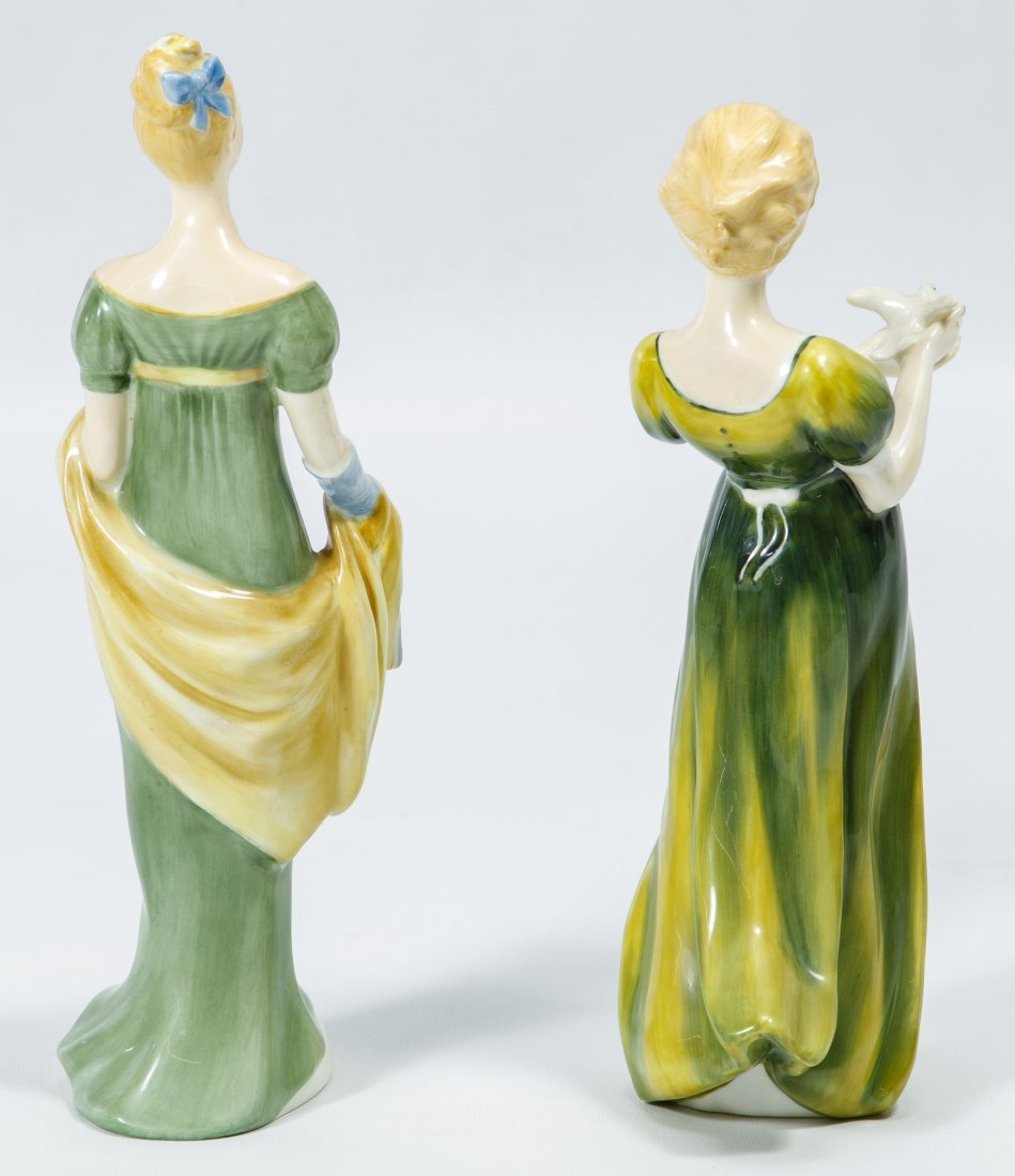 Royal Doulton Figurines - 2