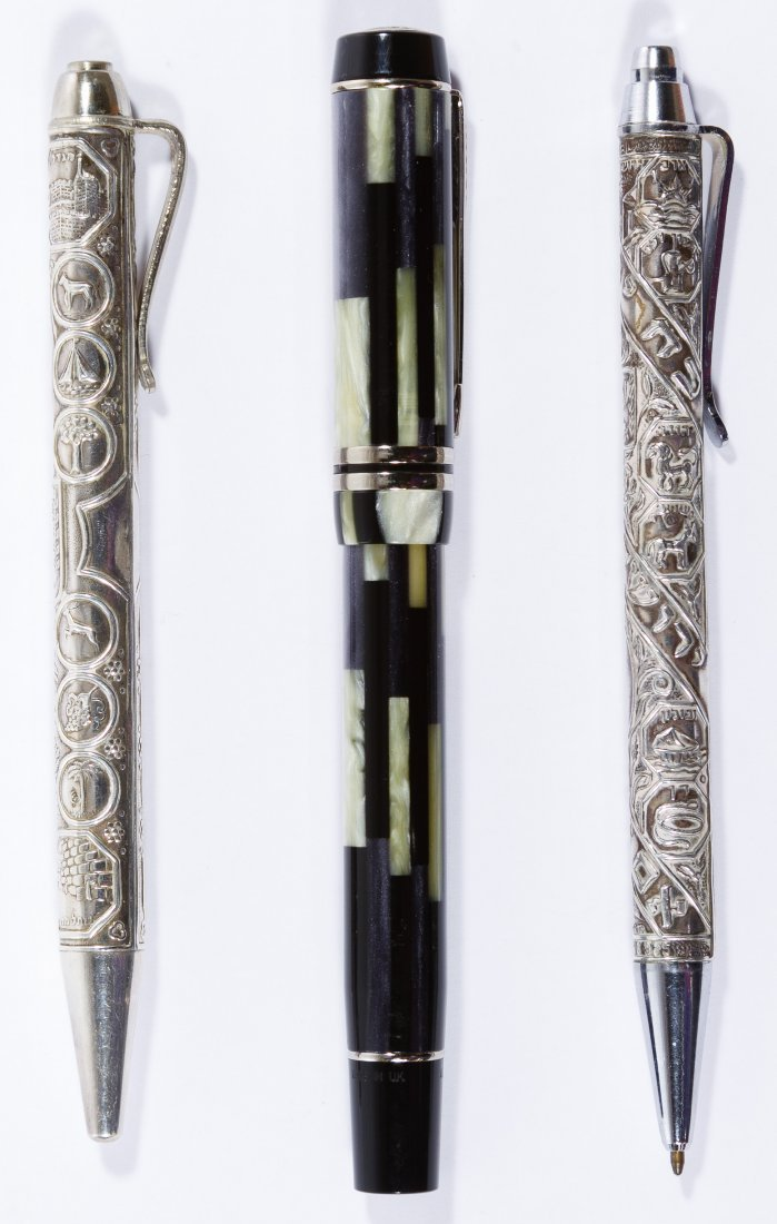Sterling Silver Pen and Pencil Set