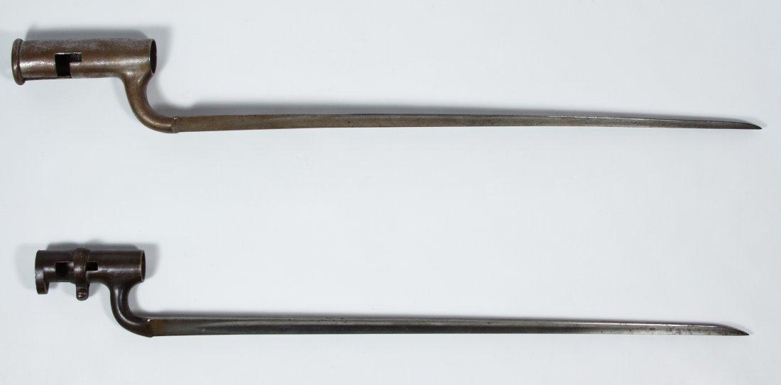 Pre Civil War and Indian War Era Socket Bayonets
