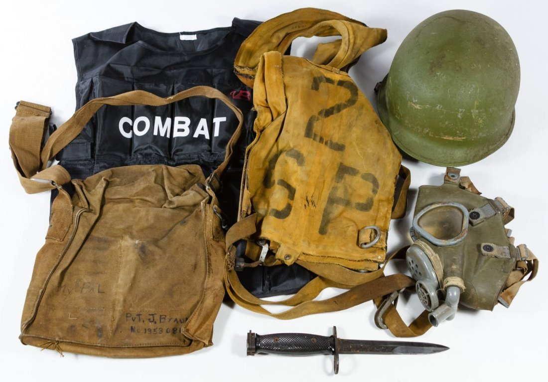 World War II Era Military Items