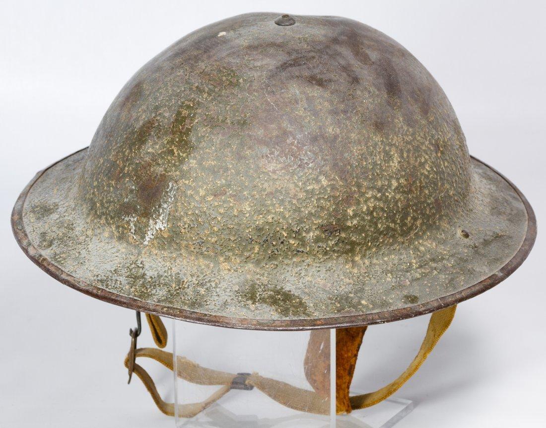 World War II USMC M1917A Helmet - 2