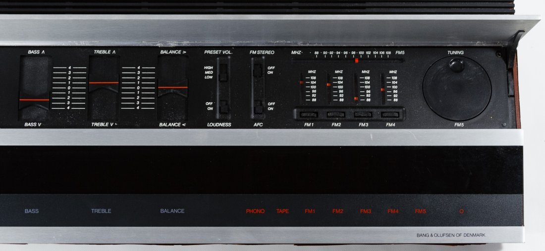 Bang & Olufsen Stereo Equipment Assortment - 2
