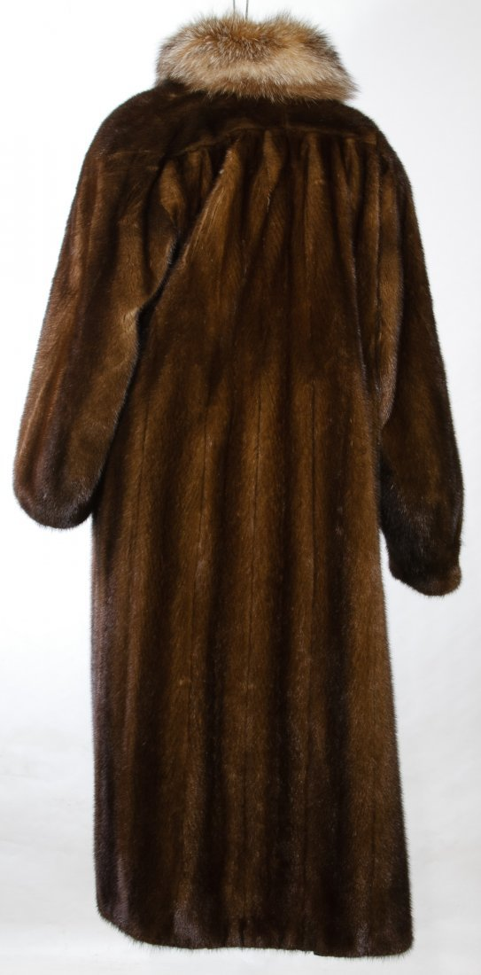 Mink Fur Coat by Christian Dior - 2