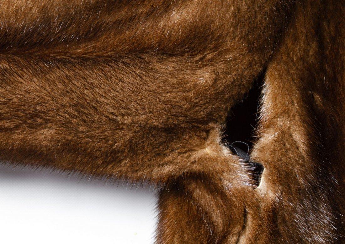Mink Fur Coat by Christian Dior - 4