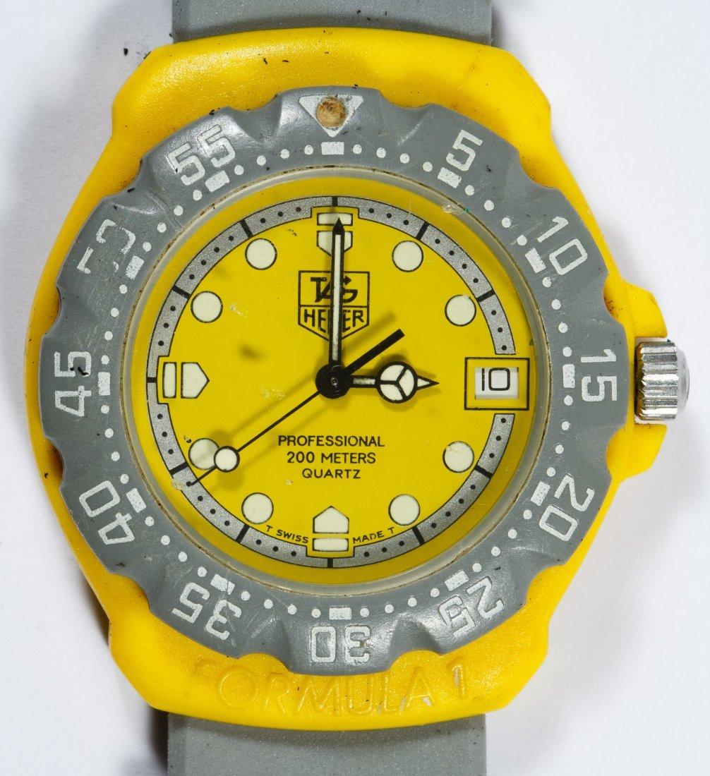 "Tag Heuer ""Formula 1"" Wrist Watches - 4"