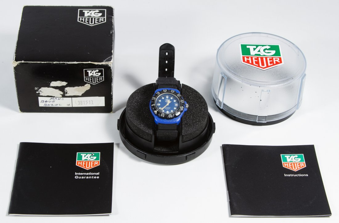 "Tag Heuer ""Formula 1"" Wrist Watches - 5"