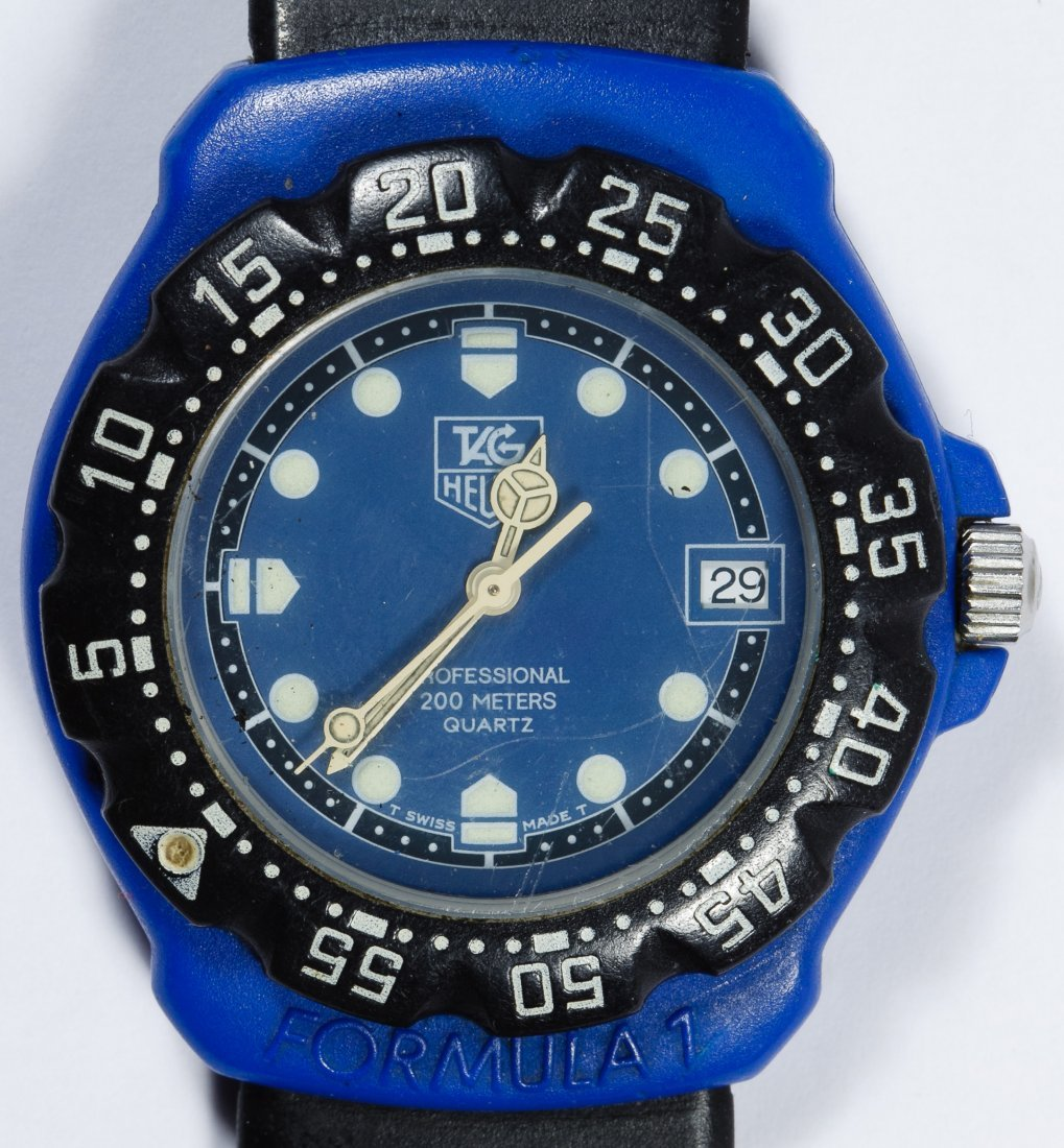 "Tag Heuer ""Formula 1"" Wrist Watches - 7"