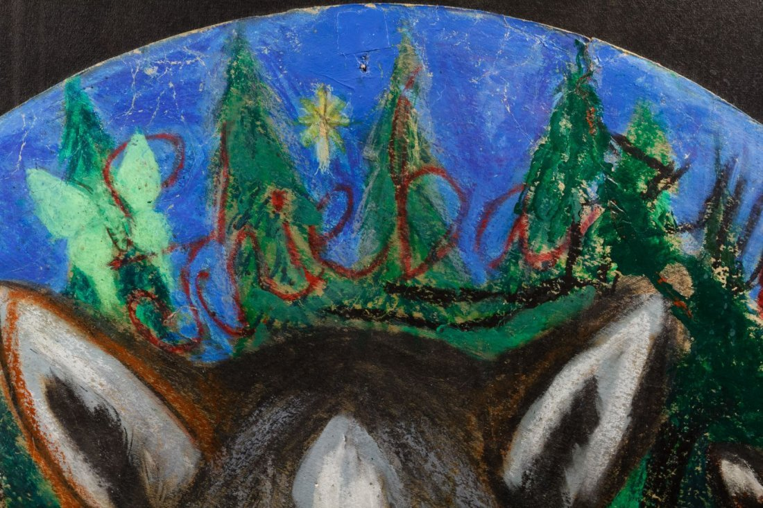 Unknown Artist (American, 20th Century) Outsider Art - 3