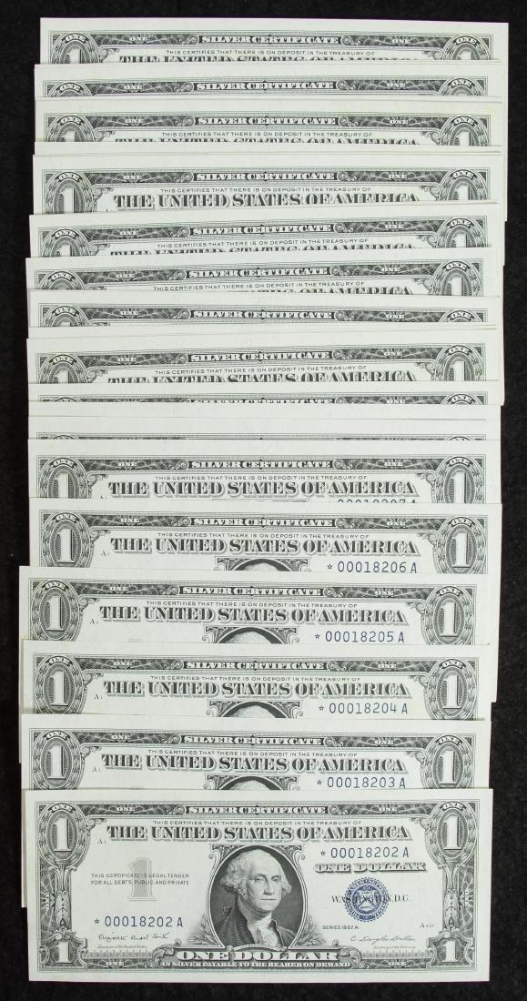1957-A $1 Star * Silver Certificates