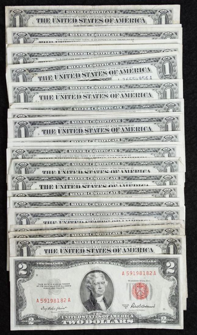 Silver Certificate $1 Assortment