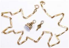 14k 12k and 10k Gold Jewelry Assortment