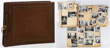 World War II Era Photograph Album