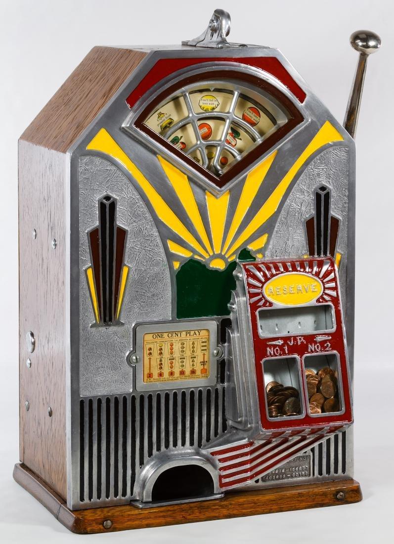 Jennings 'Little Duke' Penny Slot Machine