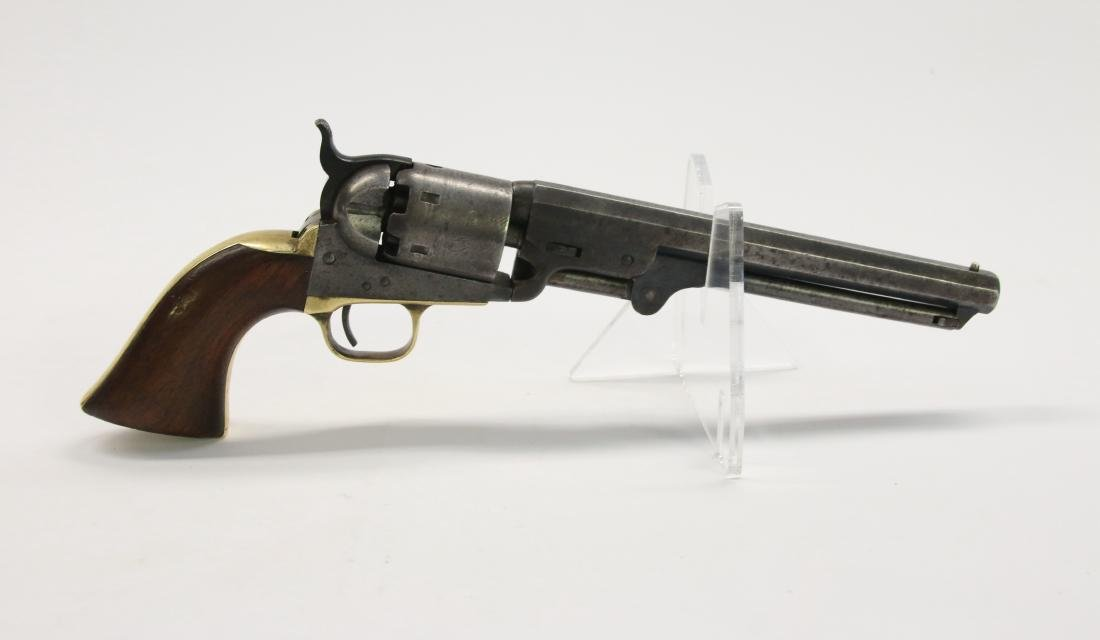 CIVIL WAR COLT MODEL 1851 NAVY REVOLVER