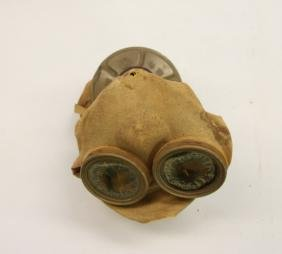 JAPANESE WWII GAS MASK