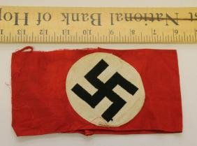 WWII NAZI GERMANY ARM BAND