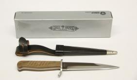 GERMAN H. BOKER FIGHTING KNIFE