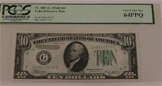 1000 FEDERAL RESERVE NOTE