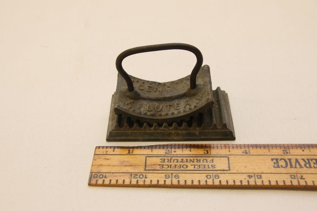"""Small """"GENEVA FLUTER PATD. 1866"""""""