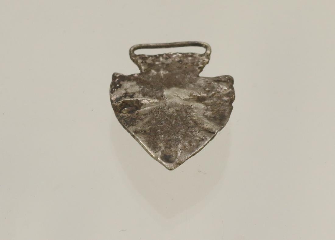 NATIVE AMERICAN WATCH FOB - 2