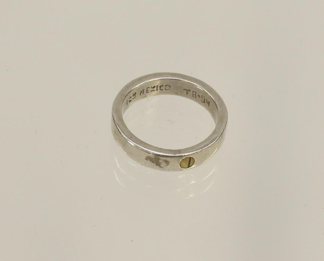 STERLING SILVER BAND - 2