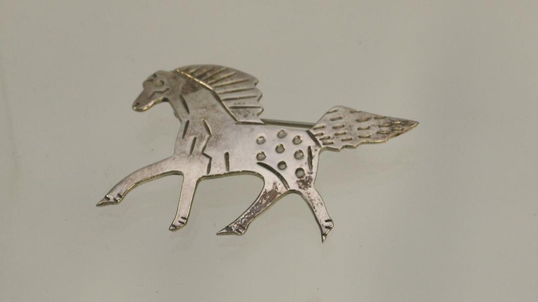 STERLING MEXICO HORSE