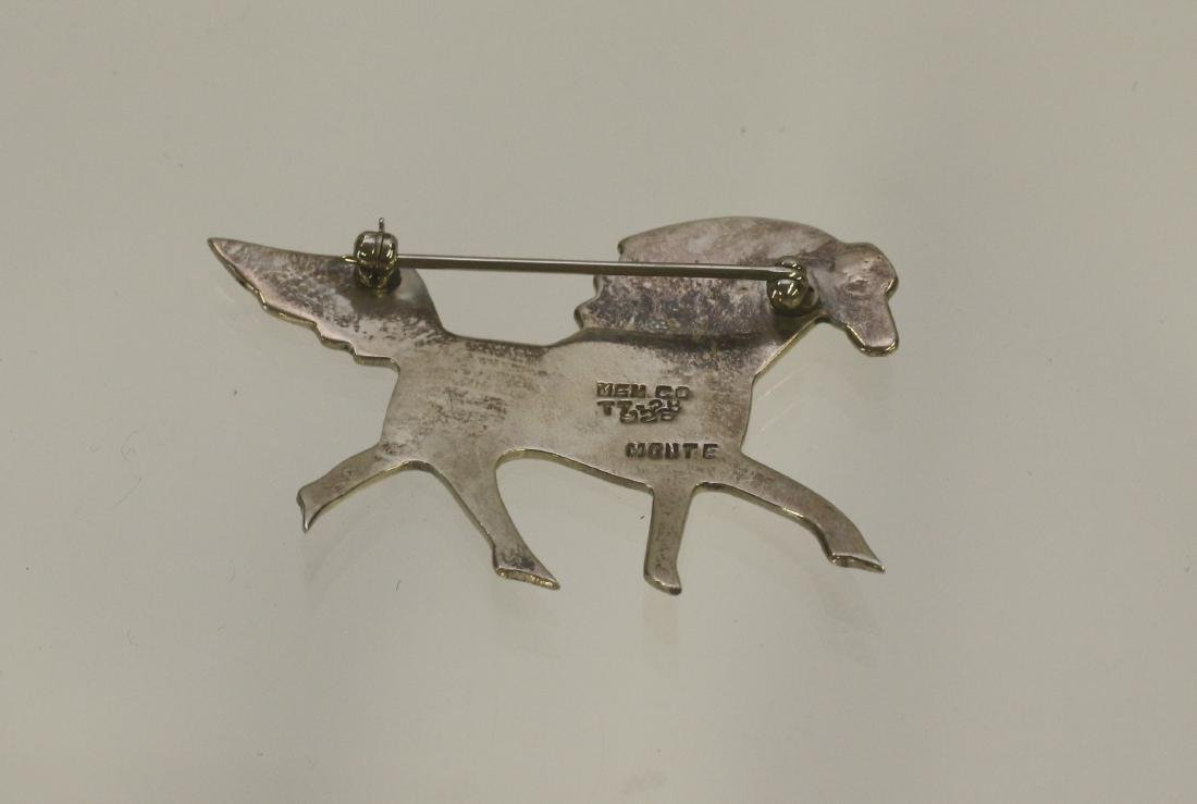 STERLING MEXICO HORSE - 2