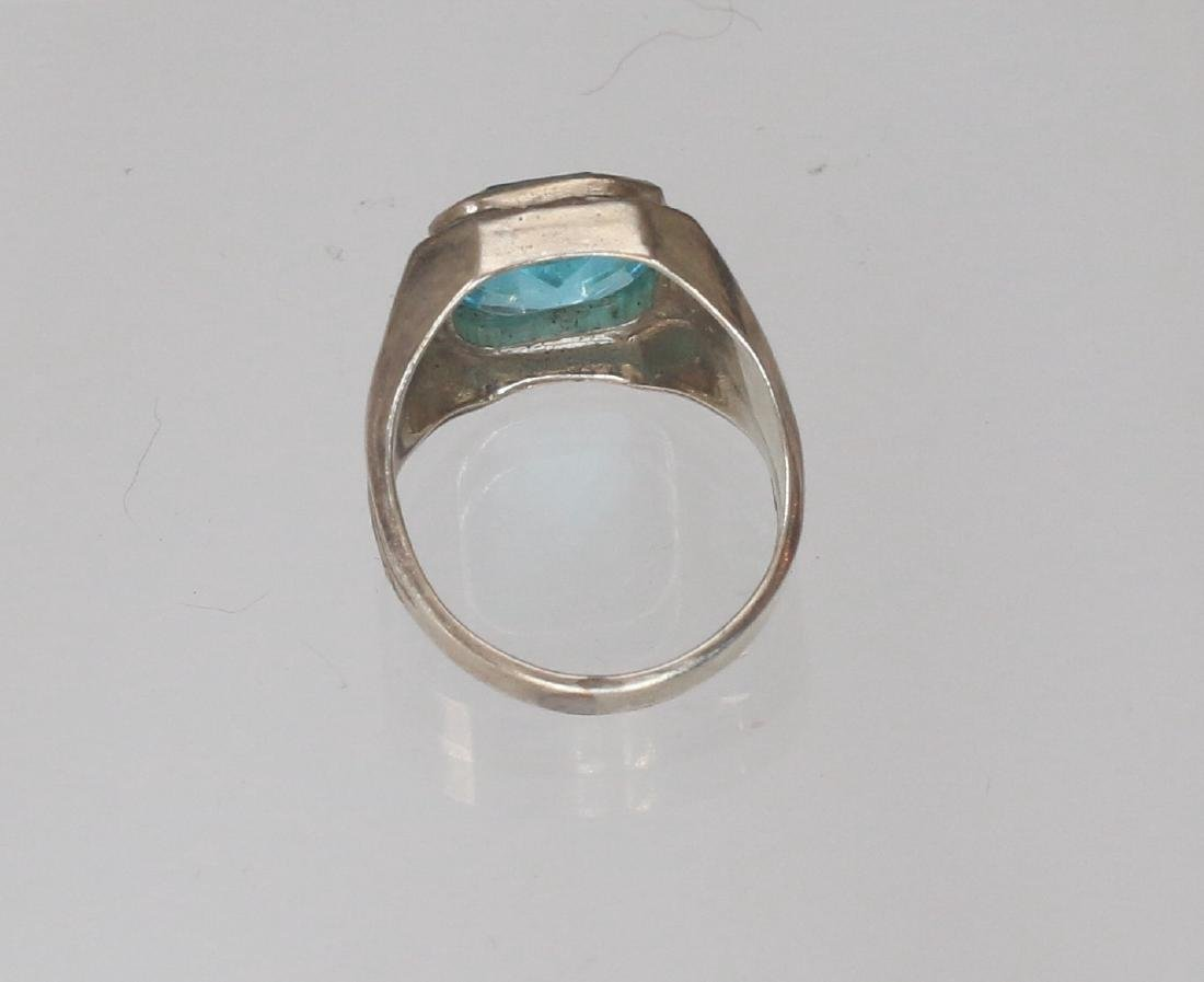 SILVER RING - 2