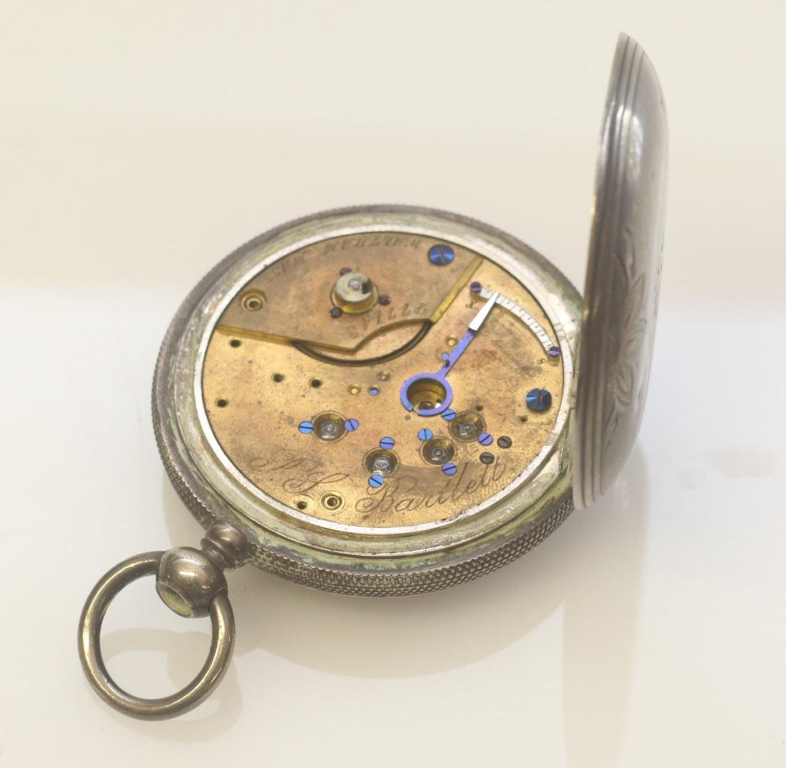 (2) ELGIN AMERICAN POCKET WATCHES - 4