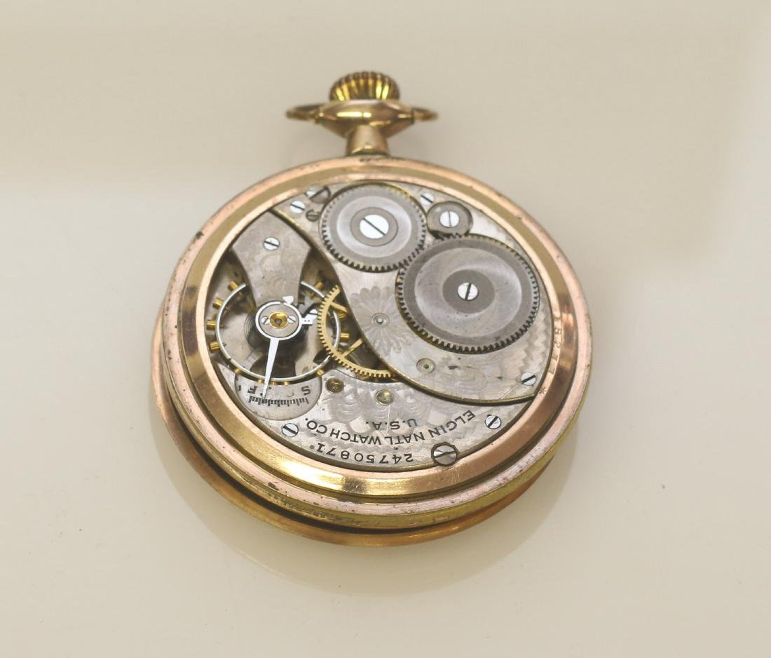 ELGIN POCKET WATCH - 2