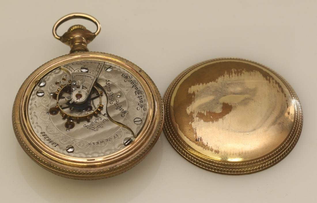 JOHN CARTER FORT RIDGE, IA POCKET WATCH - 2