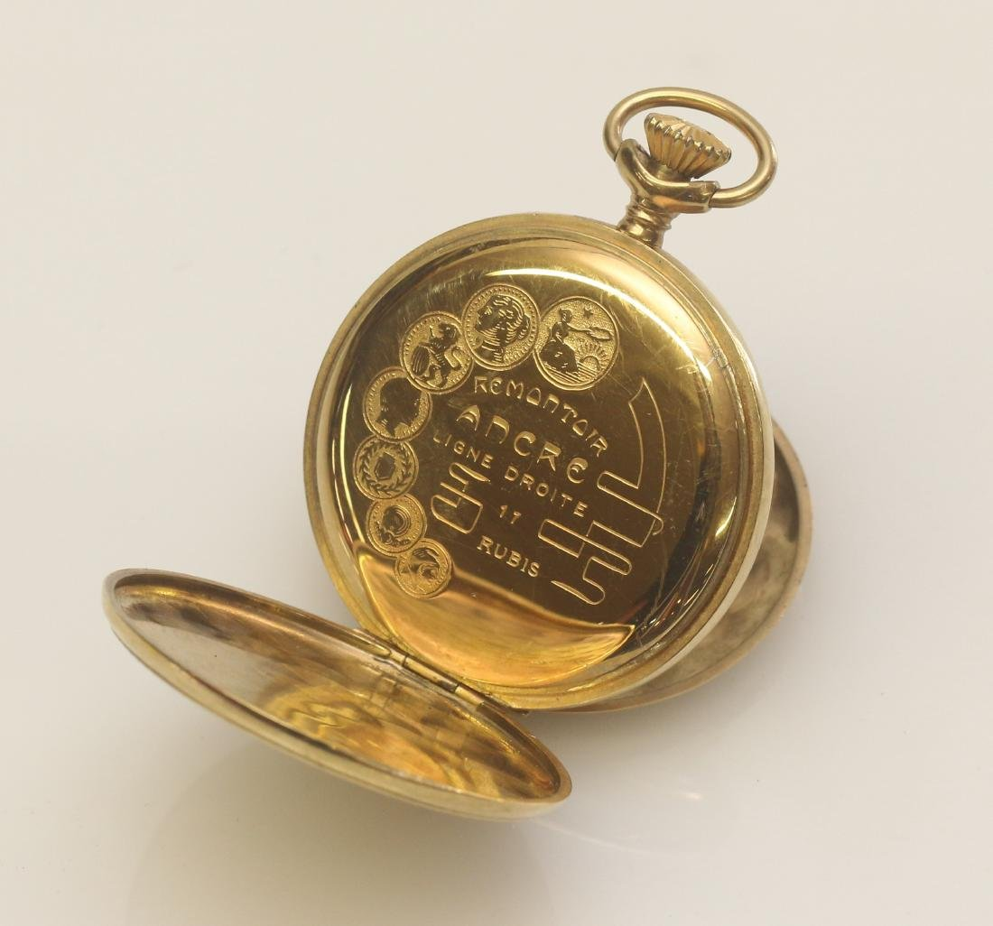ARMEX POCKET WATCH - 2