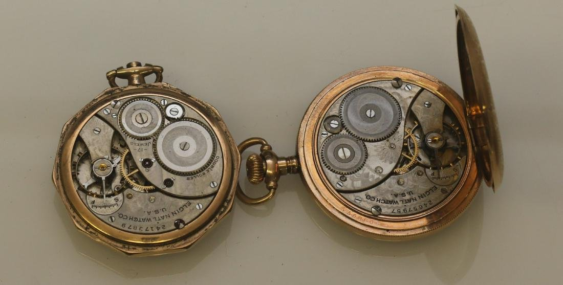 (5) POCKET WATCHES - 2