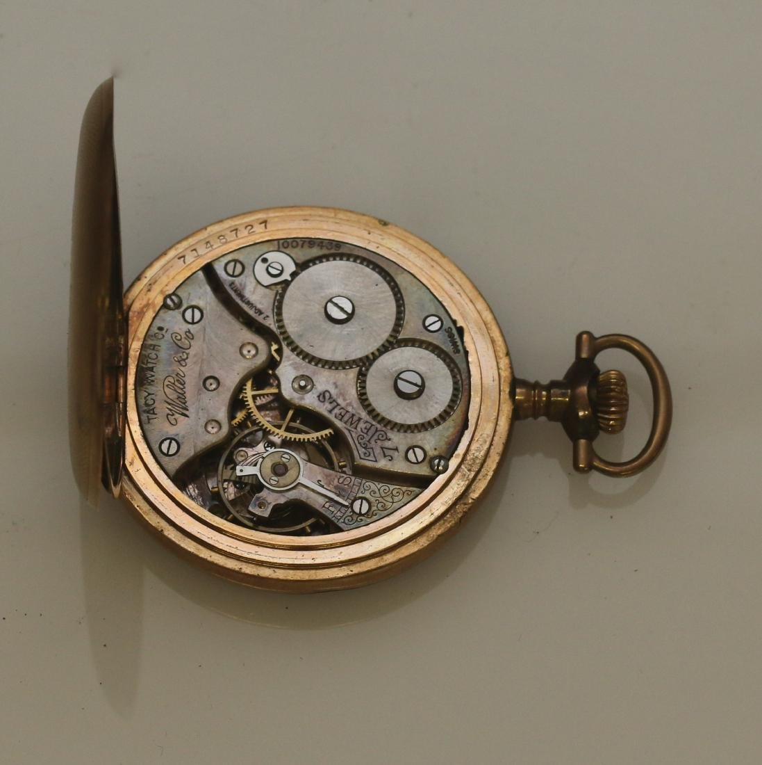 (5) POCKET WATCHES - 4