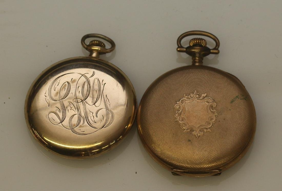 (5) POCKET WATCHES - 5