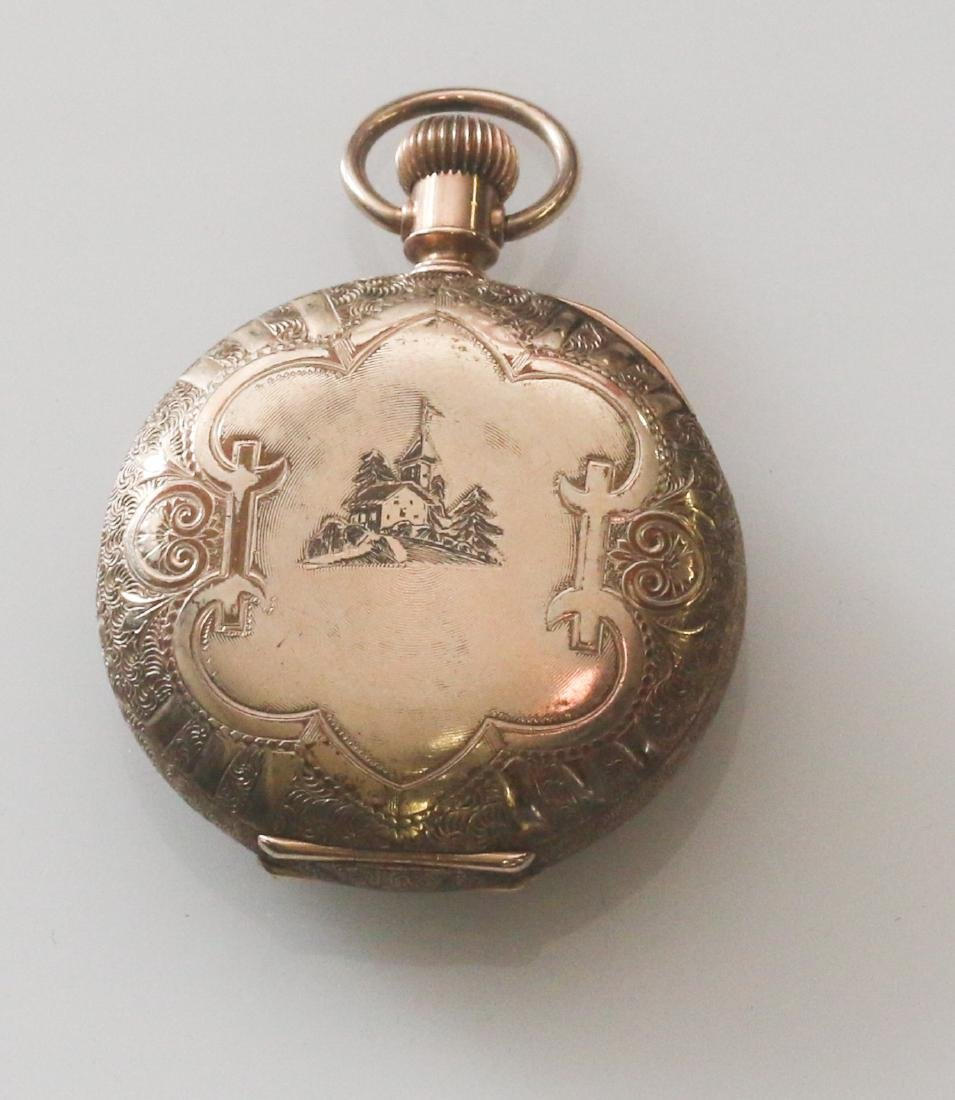 ELGIN POCKET WATCH - 3