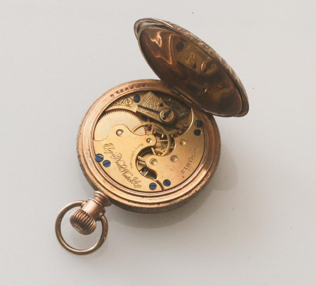 ELGIN POCKET WATCH - 4