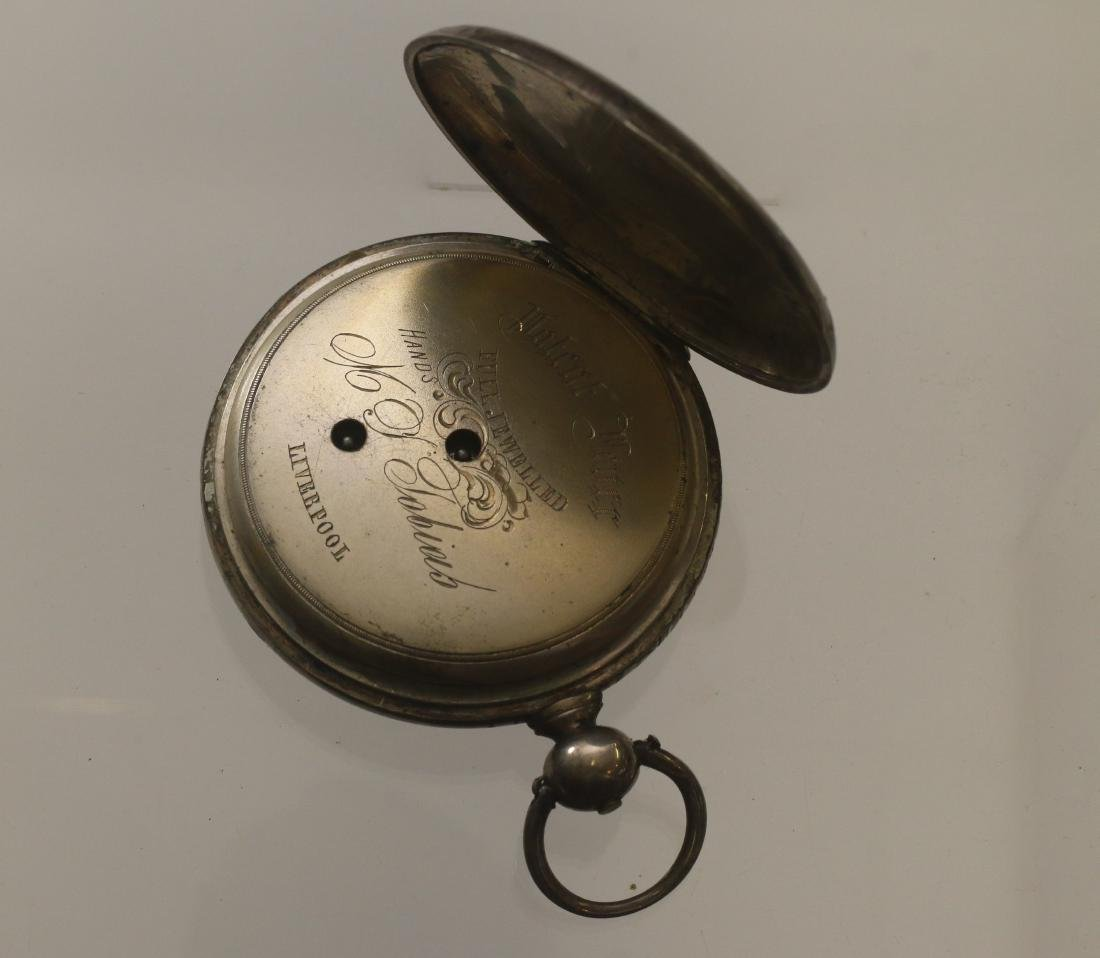 M.J. TORINS POCKET WATCH - 3