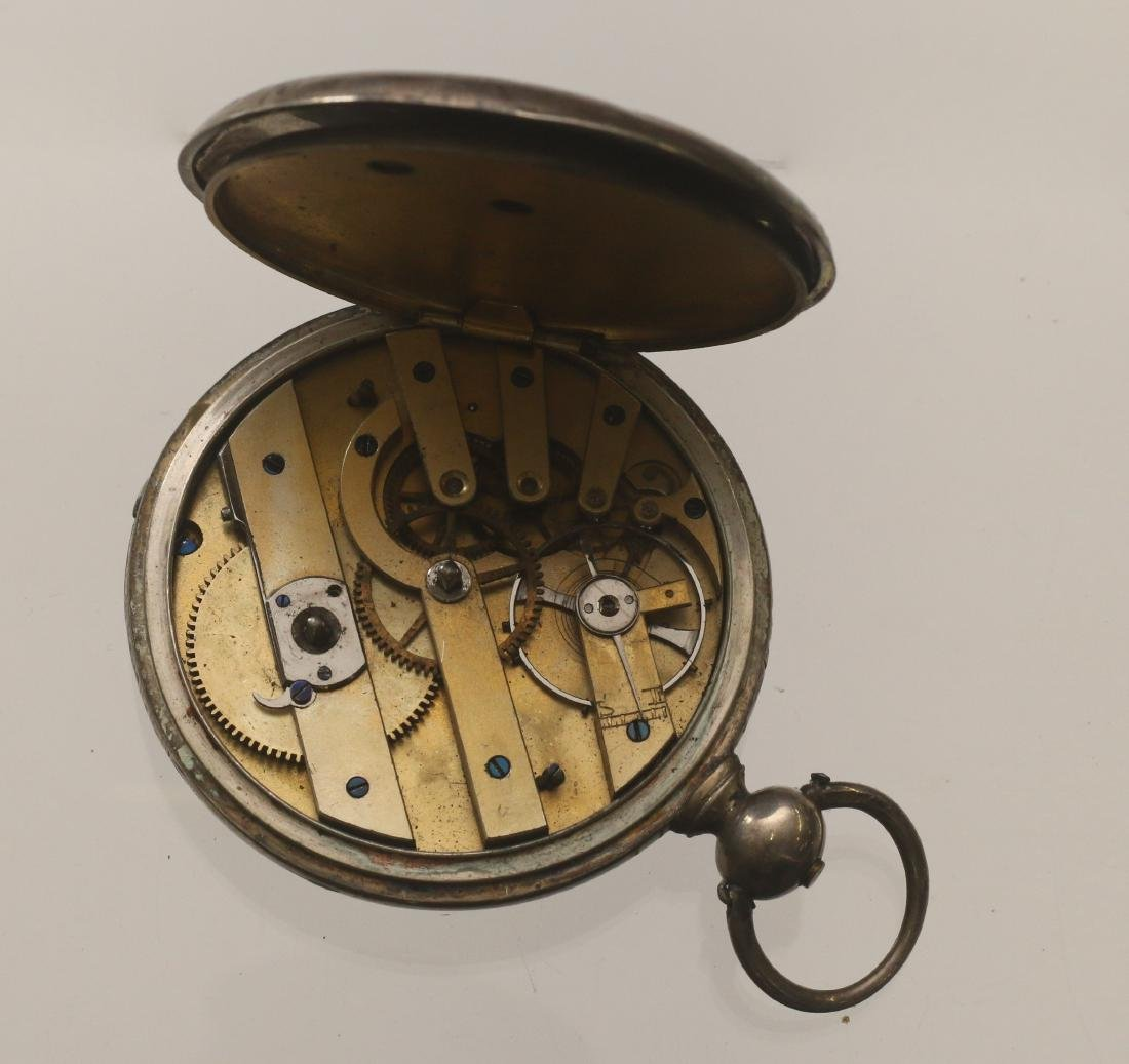 M.J. TORINS POCKET WATCH - 4