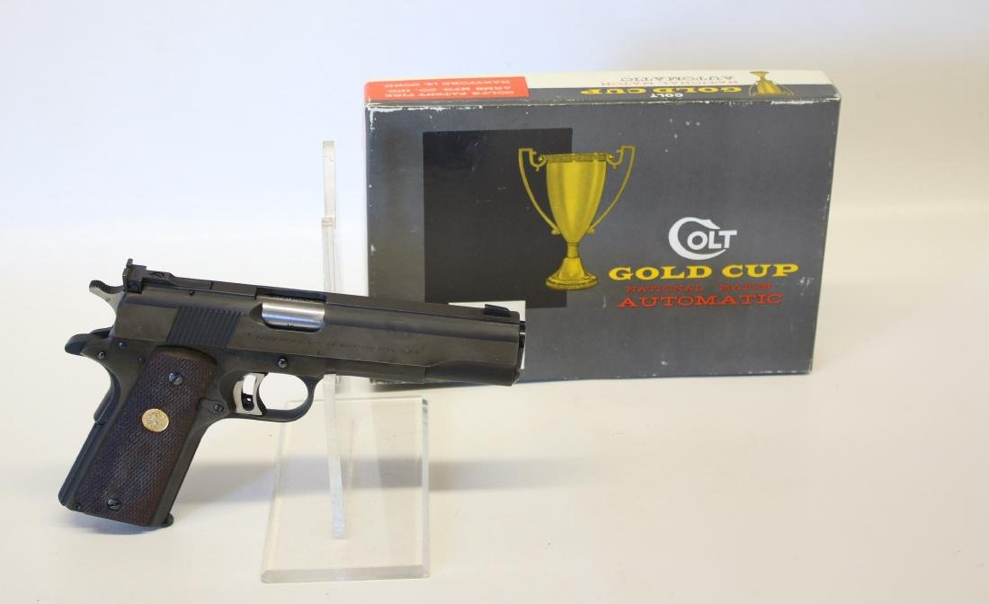 COLT GOLD CUP NATIONAL MATCH