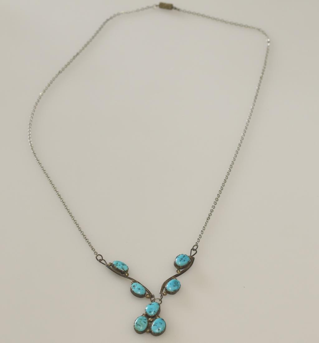 NATIVE AMERICAN NECKLACE - 2