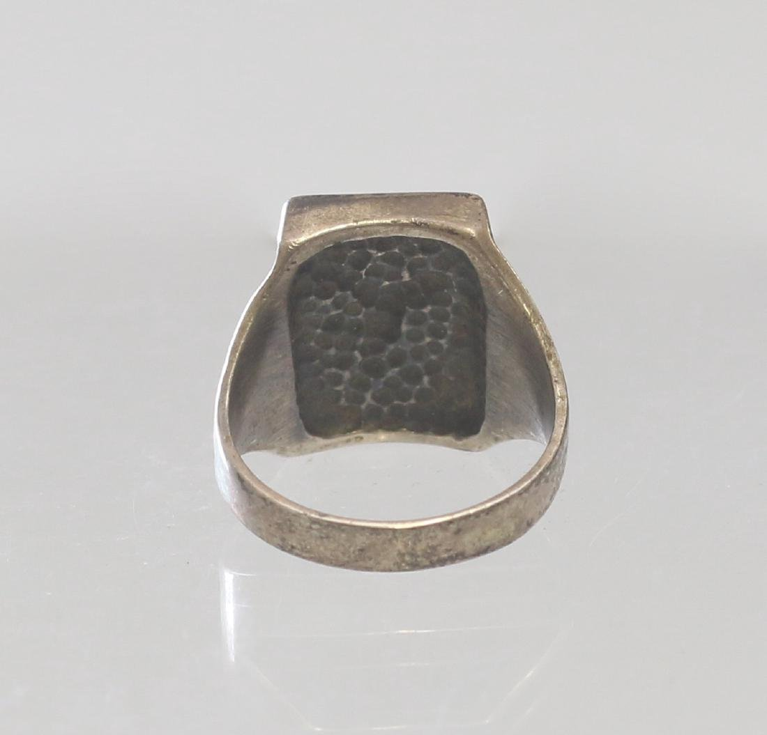 NATIVE AMERICAN RING - 3