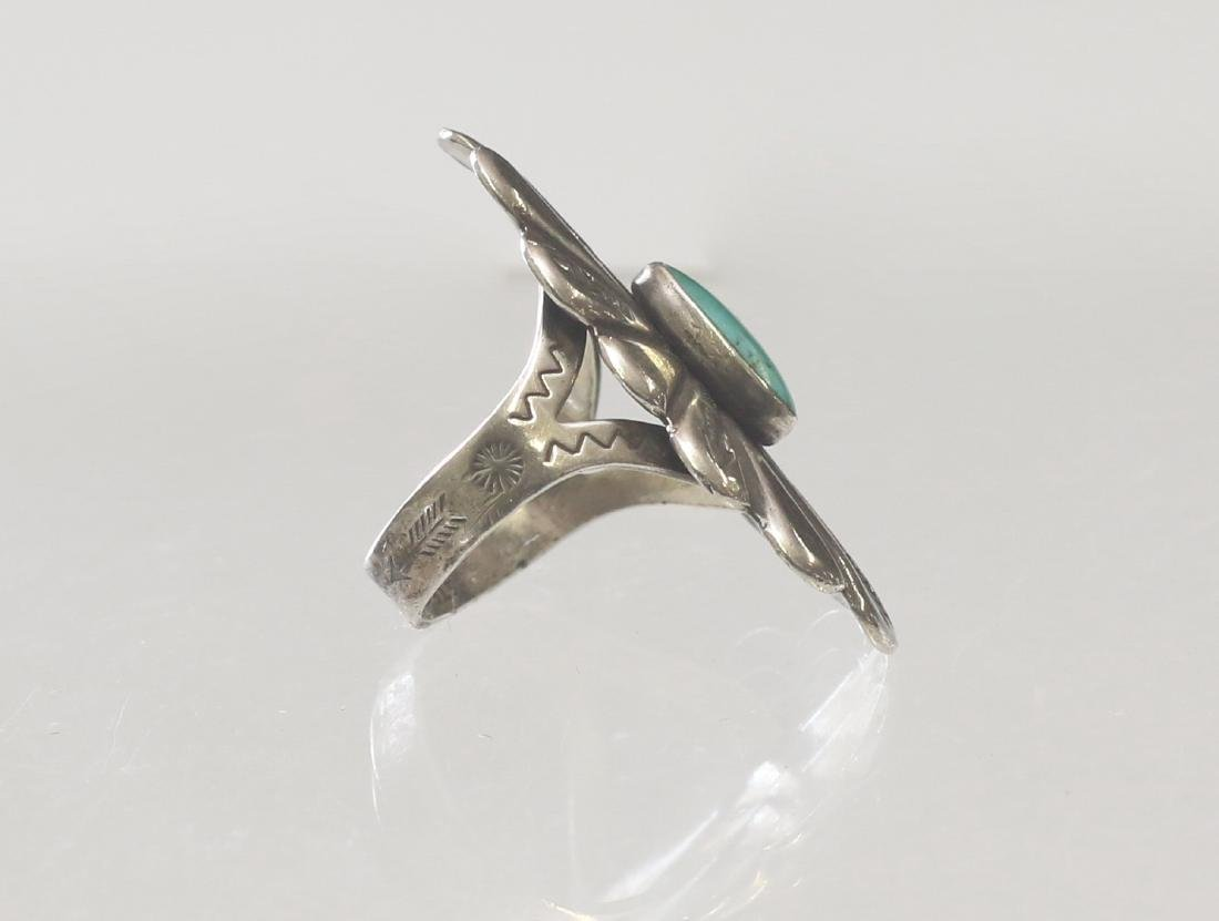 NATIVE AMERICAN RING - 2