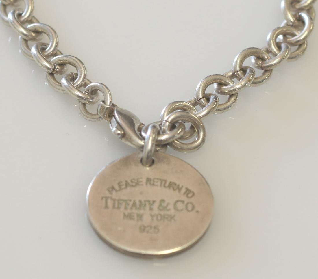 TIFFANY AND CO. CHAIN - 2