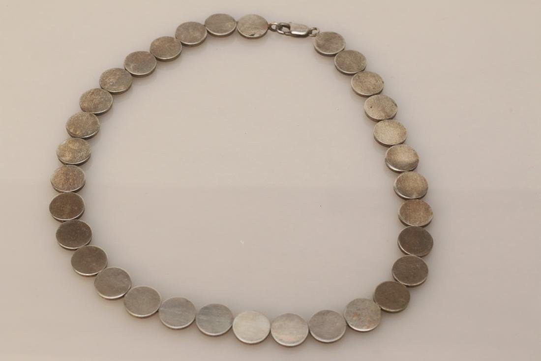 STERLING NECKLACE - 2